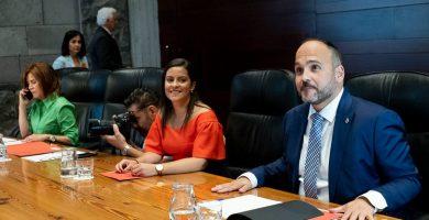 Valbuena decretará la emergencia climática en Canarias