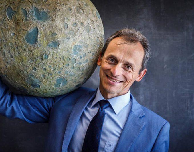 """Pedro Duque: """"La mitad de los españoles cree que he estado en la Luna"""""""