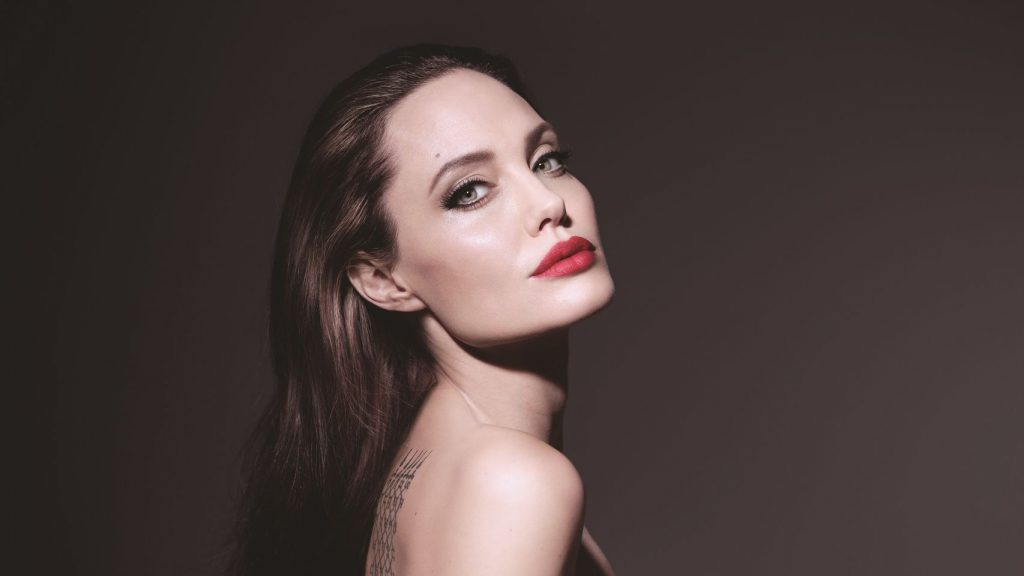 Angelina Jolie. El Español