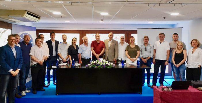 Bernard Lonis, nuevo presidente de la Asociación de Empresarios Zona Centro Comercial de Santa Cruz de Tenerife