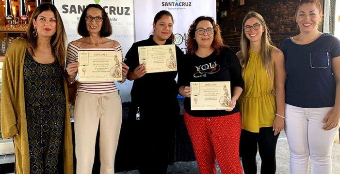 La ruta 'La vuelta al mundo' de Santa Cruz atrae a 3.300 comensales