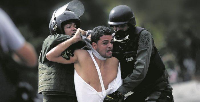 El 'infierno' de Venezuela: más de 6.800 ejecuciones en año y medio