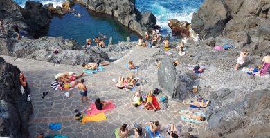 """Las """"lamentables condiciones"""" de la mejor piscina natural de España"""