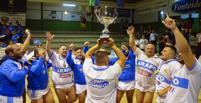 Ricardo Luis da  al Chimisay de Arafo el título de la Copa Cabildo de Tenerife 2030