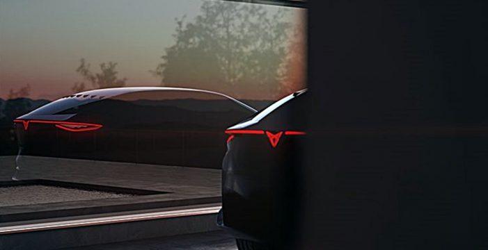 Cupra presentará en el Salón de Frankfurt su primer prototipo de carretera con motor eléctrico