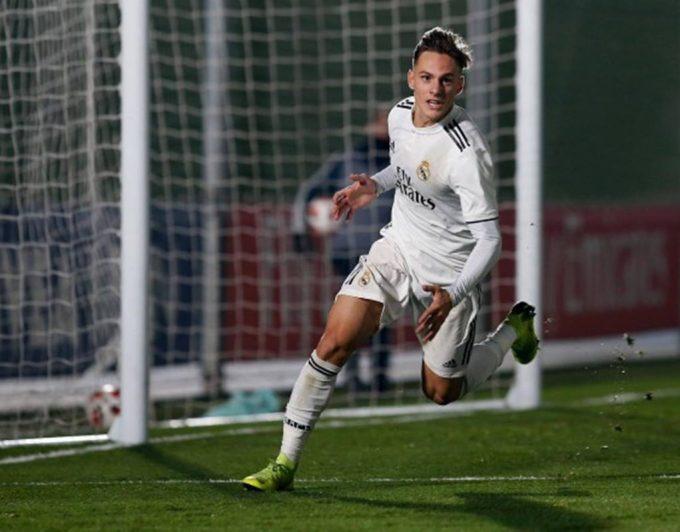 Joven y con gol, así es es Dani Gómez, el tercer refuerzo