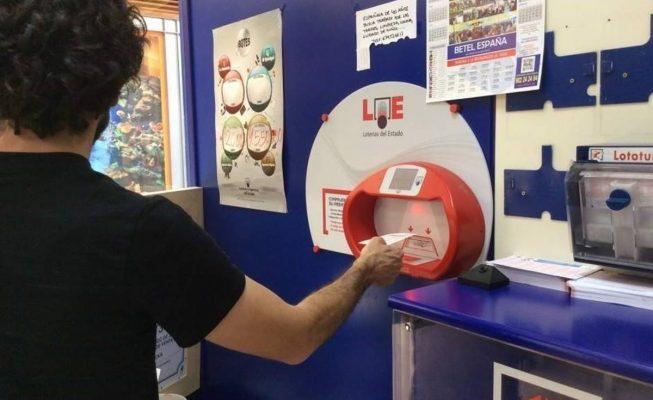 La Lotería Nacional reparte varios premios en Canarias, dos de ellos en Tenerife