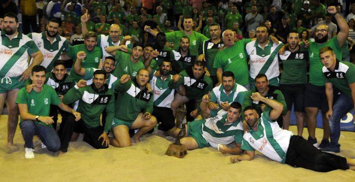 El Unión Antigua, campeón de Canarias