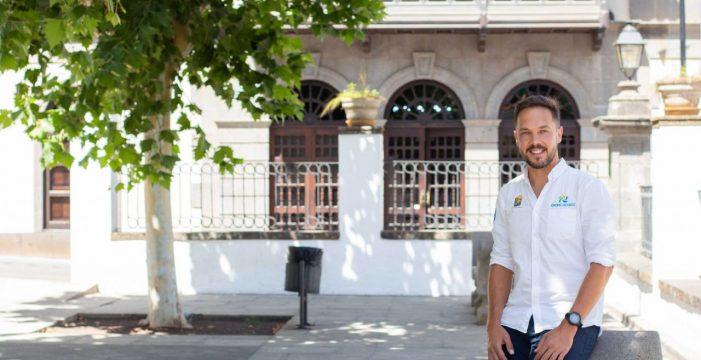 Yeray González, organizador del Aguas de Teror Trail – Desafío de los Picos