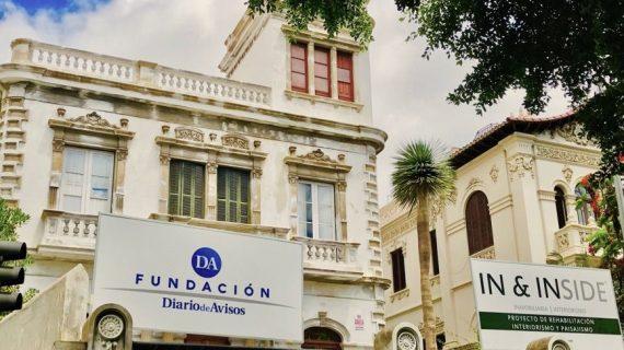 La Fundación DIARIO DE AVISOS estará en uno de los palacetes más emblemáticos de la Rambla de Santa Cruz