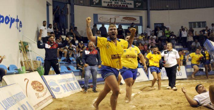El Chimbesque ya es segundo en la Liga de Tenerife