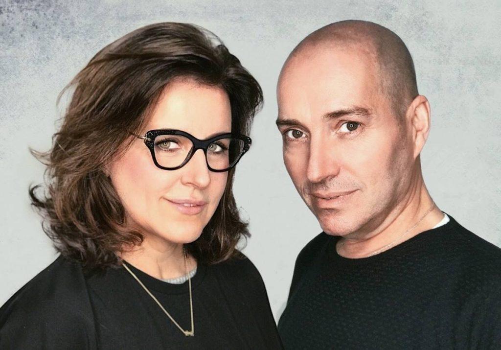 Marco Marrero y María Díaz. DA
