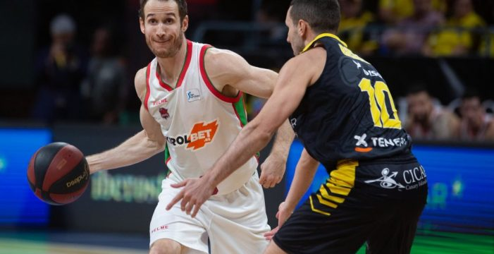 Marcelinho Huertas, nuevo jugador del Iberostar Tenerife