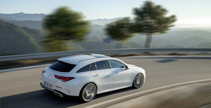 Mercedes-Benz abre los pedidos del nuevo CLA Shooting Brake