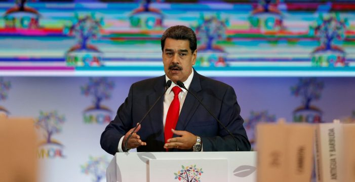 Estados Unidos ofrece una 'amnistía' a Nicolás Maduro si deja el poder