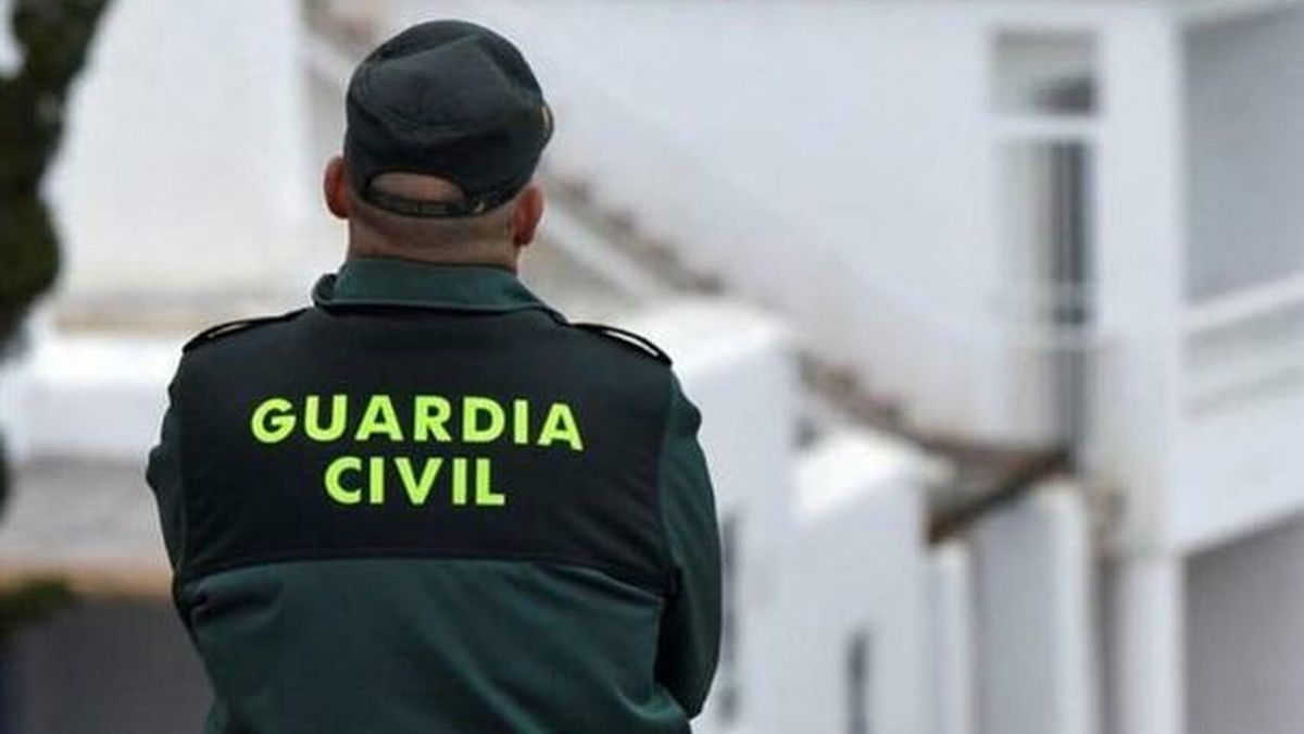 Imagen de archivo de Guardia Civil. DA