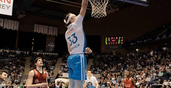 El alero Kyle Singler, nuevo jugador del Iberostar Tenerife