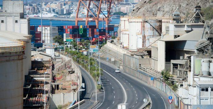 Baja preocupante en el consumo de cemento y áridos en Tenerife frente a Gran Canaria