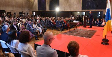 El Boletín Oficial publica la nueva estructura del Gobierno de Canarias