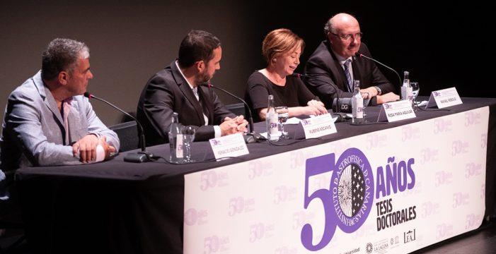 Rafael Rebolo destaca que más de 600 personas se dedican a la astronomía en las Islas Canarias