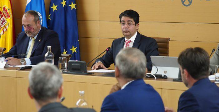 """Alonso (CC), el """"gran ausente"""" en la comparecencia del caso NAP"""