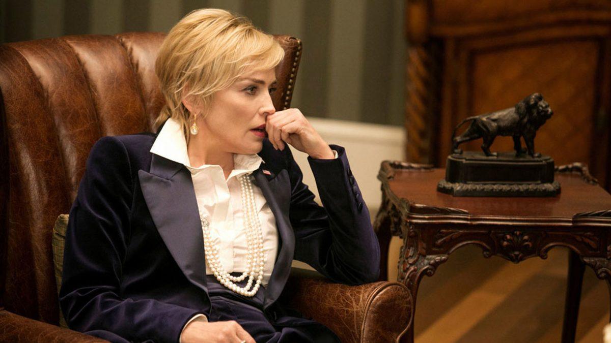 Sharon Stone en Agente X. El Español