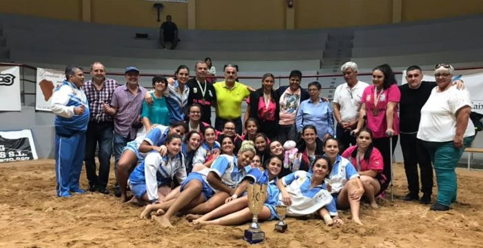 El Santa Rita derrota al Tenercina y se lleva la Supercopa femenina