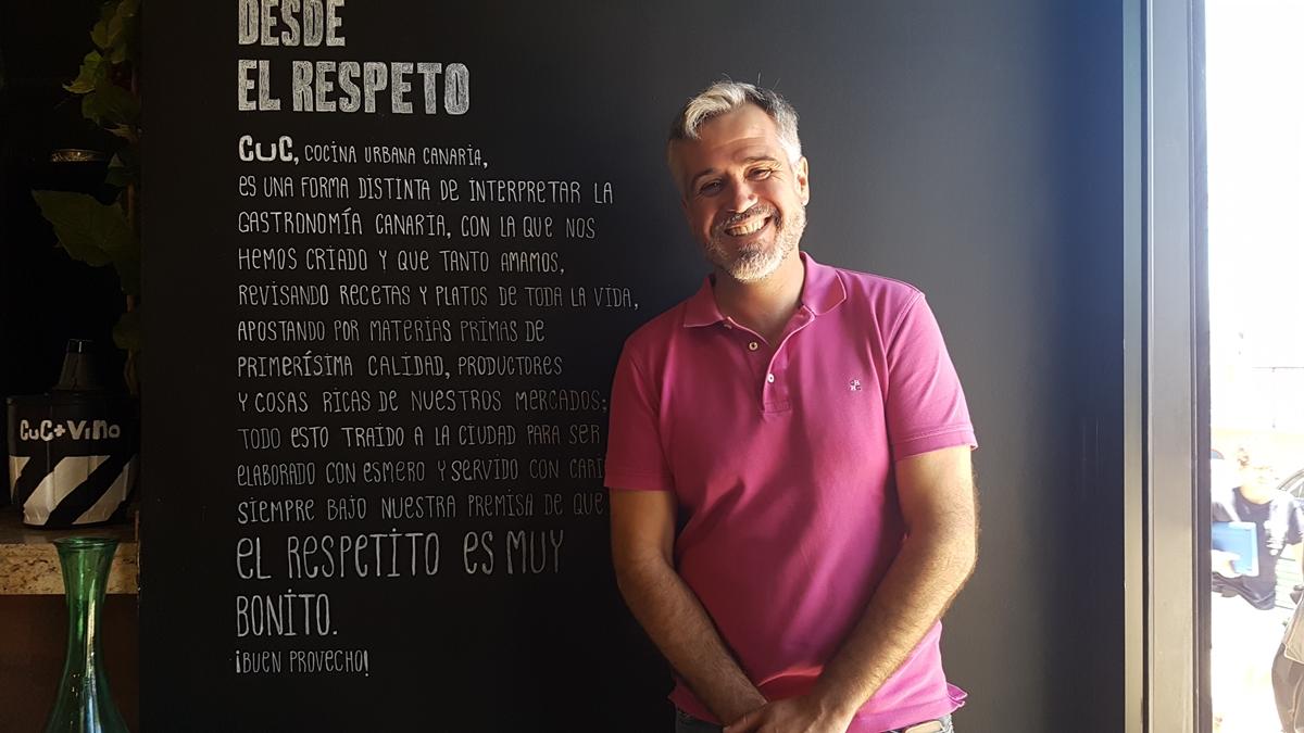 Gámez y Solana fusionan arte y gastronomía. DA