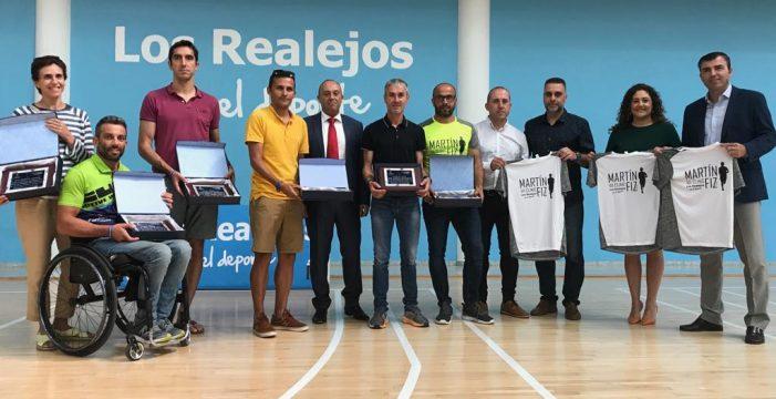 Martín Fiz, Arturo Casado, Nuria Fernández, José Carlos Hernández y Norberto Chávez ya están en Los Realejos
