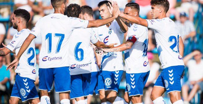 El CD Tenerife homenajeará en su camiseta a los 'héroes de Gran Canaria'