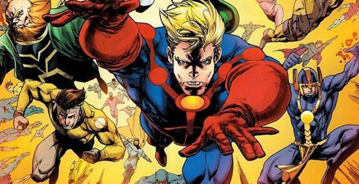 La película de Marvel, 'Los Eternos', se rodará en el Teide