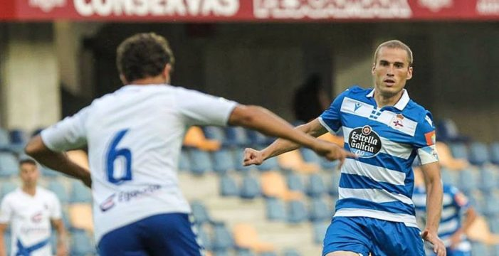 El Tenerife mejoró su cara frente al Deportivo de La Coruña