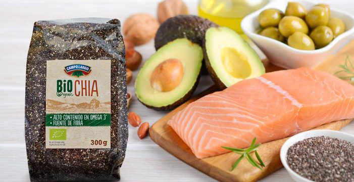 Cuatro alimentos con Omega 3 en el supermercado y por qué comprarlos