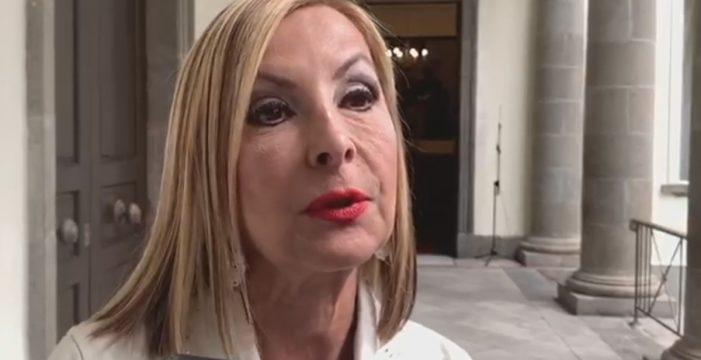 """Navarro (PP): """"Los consejeros de La Palma no tienen el apoyo de la dirección"""""""