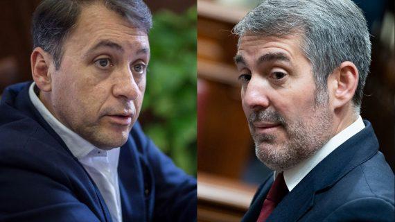 El escaño en el Senado abre una 'guerra' en Coalición Canaria