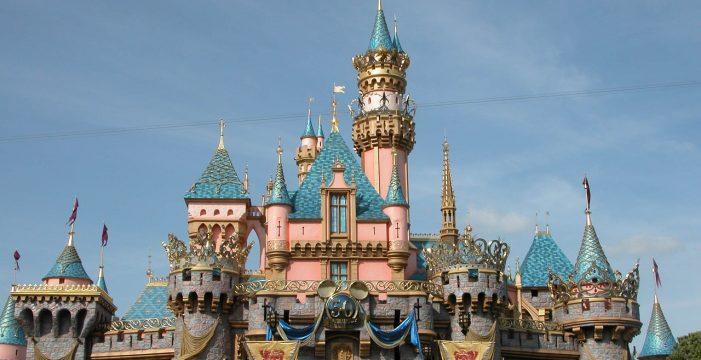 Una familia se 'lía' a puñetazos en Disneyland ante la atenta mirada de decenas de niños