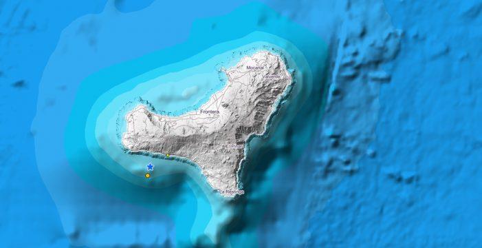 Registran un seísmo de 2,9 en el oeste de El Pinar