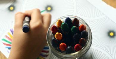 Las redes se enternecen con el dibujo de una niña de 12 años con discapacidad visual