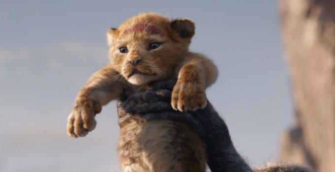 El remake de 'El rey león' lidera los estrenos de cine