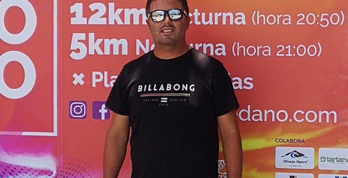 Hablamos con Tejito Alonso, organizador del Trail Nocturno de El Médano