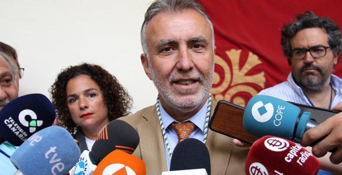 """Torres (PSOE) dice que el nuevo Gobierno es un """"buen acuerdo"""" aunque admite que """"todos hubiesen querido más"""""""