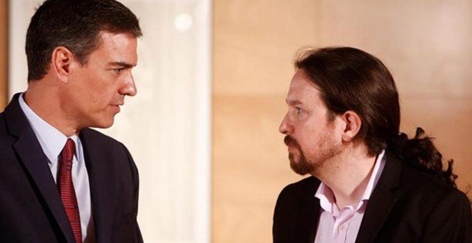 Sánchez negocia a contrarreloj la coalición con Podemos para ser investido presidente
