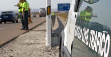 16 fallecidos en las carreteras españolas este fin de semana en once accidentes