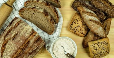 Las cuatro formas de comer pan más beneficiosas para tu salud