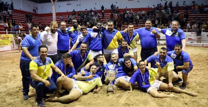 El Guamasa Ferretería Chávez logra el título de la Copa Cajasiete en la muerte súbita