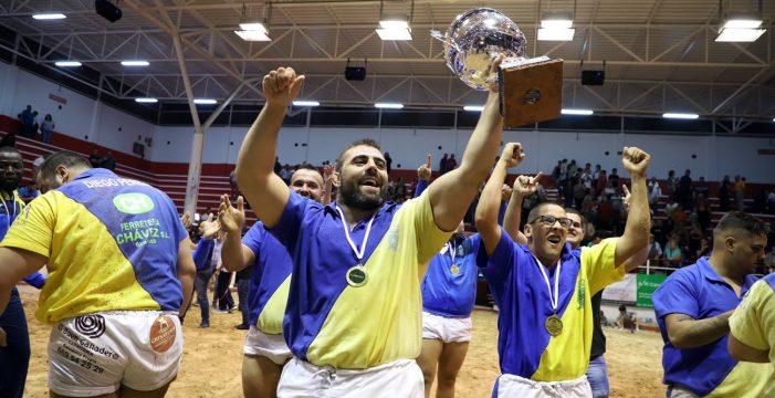 Triunfos en liga del Tegueste, Guamasa y Chimbesque; el Arafo recibe hoy al Gáldar