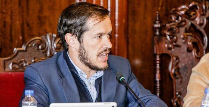 Génova abre expediente a Zapata por censurar a CC en La Palma