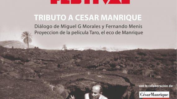 César Manrique, en 'The New York Times' y este viernes, en El Tanque