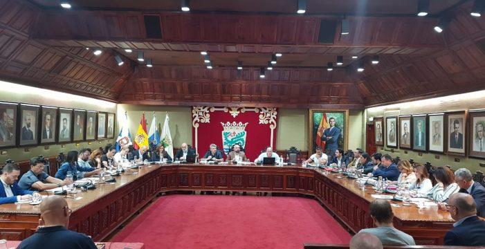 El grupo de gobierno PSOE-ACP se rebaja los sueldos 80.000 euros anuales