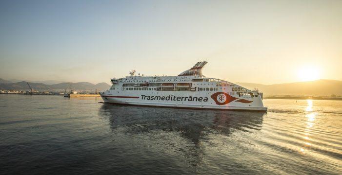 El Grupo Armas estrena el ferry más moderno de Europa